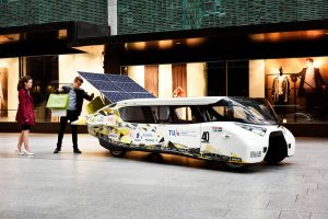Solar Challenge Eindhoven Van Drenth