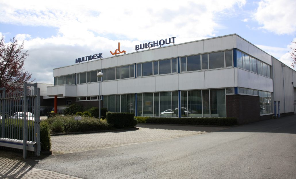 Van Drenth Buighout & MultiDesk Culemborg