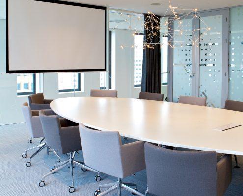 Kantoorinrichting - Office layout Van Drenth MultiDesk