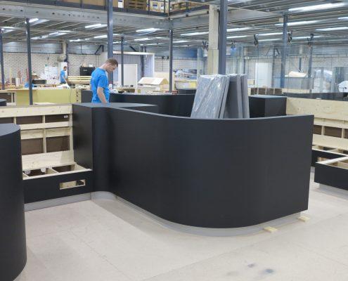 Kantoor werkplekken - Office workplaces Van Drenth