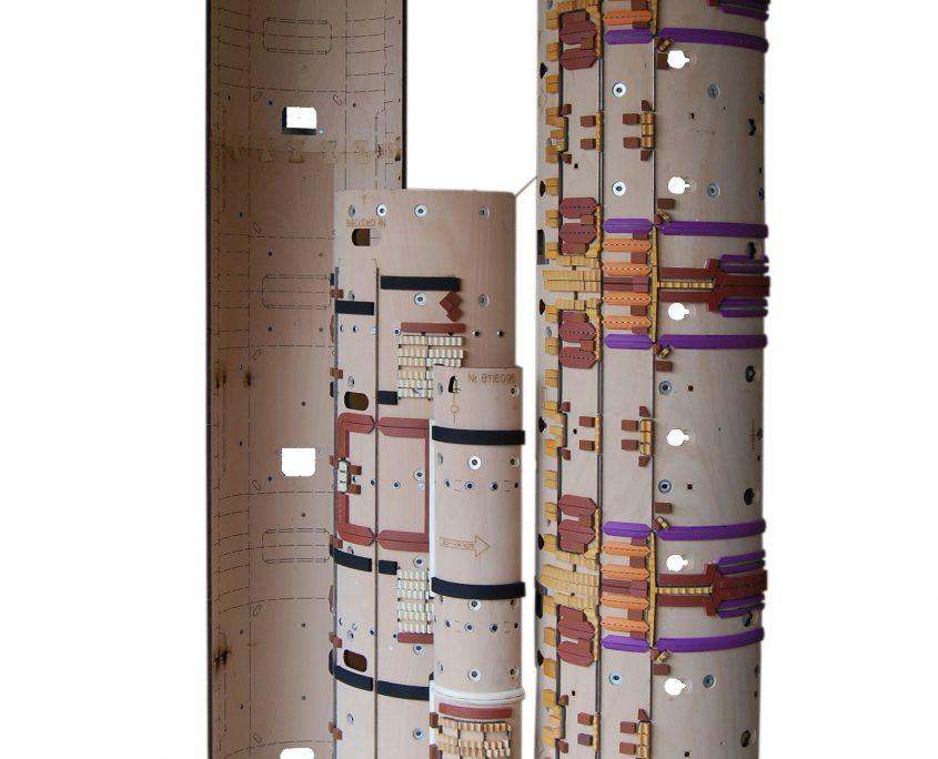 Kartonnage kappen - Rotary Die shell Van Drenth