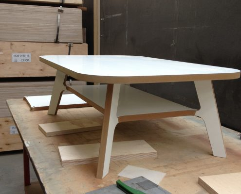 Salontafel - Coffee table Van Drenth MultiDesk