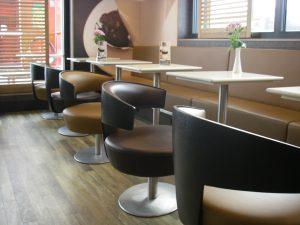 Horeca meubilair - Furniture for the hotel and catering industry Van Drenth
