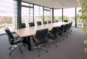 Kantoorinrichting - Office layout Van Drenth MultiDesk MultiDesk