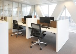Kantoorinrichting - Office layout Van Drenth MultiDesk