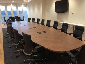 Vergadertafel - Conference table Van Drenth MultiDesk